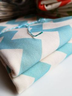 Chevron Baby Blanket Pick Any Color Organic by littlehipsqueaks, $37.65