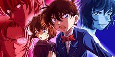 Conan, Haibara, Okiya, Sera and Bourbon.    ❤️❤️-Mariam-