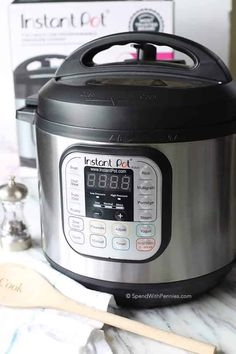 Instant Pot Beef Stew - Spend With Pennies Power Cooker Plus, Instant Pot, Pots, Spend With Pennies, Yogurt Maker, Pressure Cooker Recipes, Pressure Cooking, Crockpot, Cooking Recipes