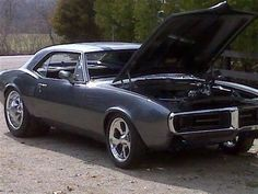 1967 Pontiac Firebird - HOT!