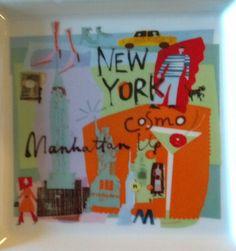 New York Tapas Plate