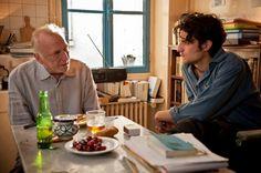 André Wilms, Louis Garrel da Un castello in Italia   FilmTV.it