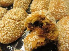 Νησιώτικα σταφιδωτά Greek Sweets, Greek Desserts, Greek Recipes, Vegan Recipes, Greek Cookies, Cookie Recipes, Dessert Recipes, Recipe Boards, Vegan Sweets