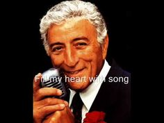 Tony Bennett - FLY ME TO THE MOON - Hands down and by far, my favorite version of this classic