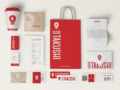Japanese restaurant branding - Google Search