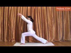 (VIDEO) Saluto al Sole - variante semplice | Passione Yoga