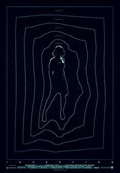 Inception (2010) [764x1100] [OC]