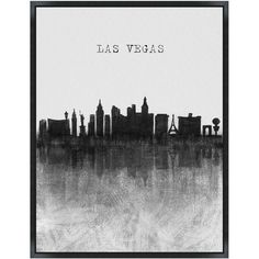 Grandin Road Skyline Wall Art - Las Vegas (1 280 SEK) ❤ liked on Polyvore featuring home, home decor, wall art, backgrounds, art, pictures, fillers, canvas wall art, inspirational wall art and inspirational canvas wall art