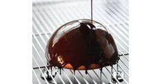 GLACAGE AU CHOCOLAT, une recette de la catégorie Basiques. Plus de recette Thermomix® www.espace-recettes.fr