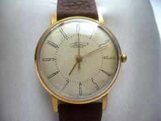 VERY RARE soviet watch Vimpel with 23 jewel movement. $54.99, via Etsy.