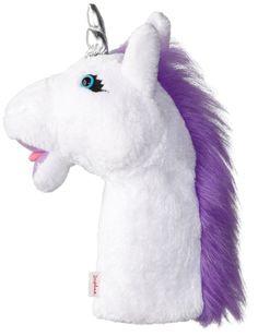 Amazon.com : Daphne's Headcovers Unicorn Golf Headcover : Sports & Outdoors