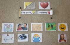 Lots of primary lesson ideas and helps