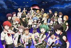 ANSATSU KYOUSHITSU/ASSASSINATION CLASSROOM, Anime 2nd Season