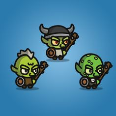 Goblin Tiny Style Character
