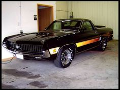 1970 Ranchero GT