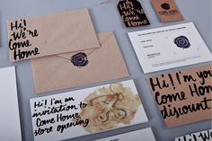 Come Home on Behance