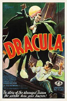 The 1931 Bela Lugosi - Dracula