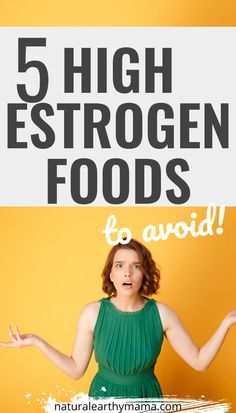 If you are struggling with a hormone imbalance, or poor fertility, the last thing you want to be adding to your diet is high estrogen foods. These high estrogen foods that you should avoid contain plant or petro-chemical based estrogen shaped chemicals that mimic the action of estrogen in your body. These chemicals are collectively called xenoestrogens. Endometriosis, Pcos, High Estrogen Foods, Natural Fertility, Hormone Imbalance, Foods To Avoid, Herbal Remedies, Health Tips, Herbalism