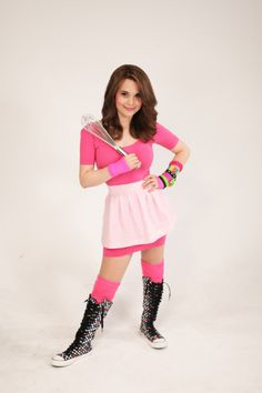 Rosanna Pansino is such a great baker and hilarious in her videos! The best person ever! :)