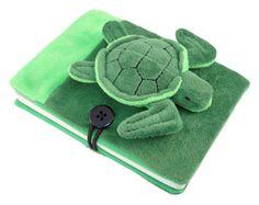 Puzzled 5431 Sea Turtle Plush Notebook