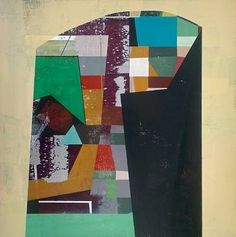 "Saatchi Art Artist Jim Harris; Painting, ""Schutzmantel."" #art"