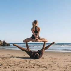 yoga couple challenge – Famous Last Words Couples Yoga Poses, Acro Yoga Poses, Partner Yoga Poses, Yoga Poses For Two, Fit Couples, Couple Yoga, Yoga Fitness, Health And Fitness, Yoga Challenge