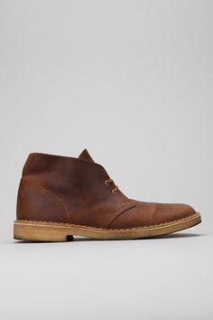 Clarks Desert Beeswax Boot - Urban Outfitters