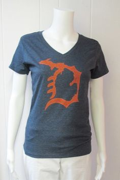 """""""D"""" Tee 