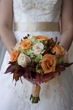 Blair & Ricci's Fabulous Fall Wedding