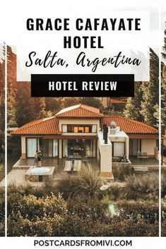 Grace Cafayate Hotel, a luxurious stay in Salta - Postcards From IvI Hawaii Travel, Asia Travel, Travel Blog, Group Travel, Life Is An Adventure, Adventure Travel, Most Luxurious Hotels, Hotel Services, Beautiful Places To Travel