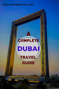 A Complete Dubai #Travel Guide - Best Attractions !!!1 - NomadicMun - Travelogue how to #travel with a cake, travel in april, travel clothes, cross country travel nursing, michael kors travel zip around wallet, travel agents model, travel accessories must have, travel around the world cheaply, travel adapter usb argos, lovefriday travel ban reaction, travel china 2017, collapsible travel dog water bowl, travel dress costco, travel explorer kullu manali. Middle East Destinations, Travel Destinations, Travel Advice, Travel Guides, Travel Tips, Attraction, Dubai Travel Guide, Dubai Holidays, Jordan Travel