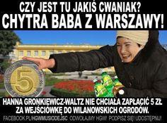 Chytra Hanka z Warszawy