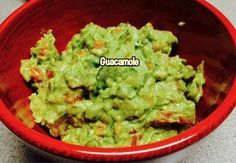 The best keto guacamole recipe you ever eaten! So easy and quick to make, it's the perfect low carb snack!