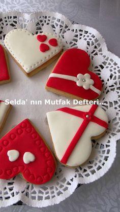 Selda' nın   Mutfak   Defteri...: Aşk Kurabiyelerim...:))