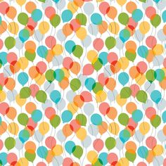 Day 02:Balloon Confetti