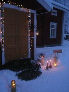 Joulun tunnelmaa