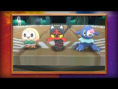 Pokémon Sol & Luna revelan nuevo contenido en épico tráiler - http://yosoyungamer.com/2016/05/pokemon-sol-luna-revelan-contenido-en-epico-trailer/