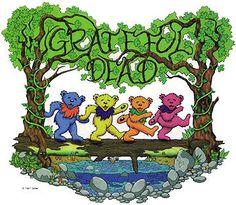 Grateful Dead...forever Grateful
