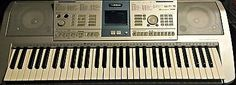 Yamaha 61-Key Touch-Sensitive -PSR-K1 Keyboard