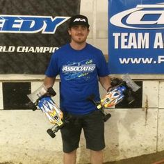Chris Jarosz takes 2WD and 4WD at Winter Takes All
