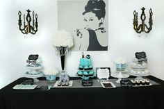 Customer Party: Audrey Hepburn Party - The Flair Exchange ®The ...