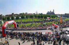 La Maratona di Sant'Antonio a Padova. 42 km di percorso, da Campodarsego a Prato della Valle. Domenica 22 aprile.