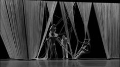 """Experiments in Motion – Architecture and Dance Merge in Motion """"Triangle..."""