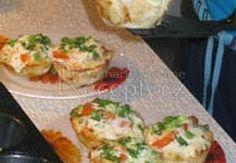 Rybí muffiny (recept z Ruska)