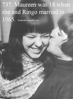 Beatles Facts! Aww They were to cute