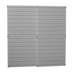 Special Offers - Wall Control 30-P-3232G Gray Metal Pegboard Pack - In stock & Free Shipping. You can save more money! Check It (May 18 2016 at 02:43PM) >> http://storagecabinetusa.net/wall-control-30-p-3232g-gray-metal-pegboard-pack/