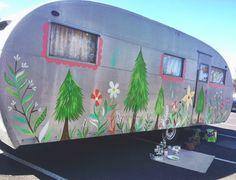wildflower photos /// joy prouty camper