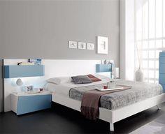 Dormitorio Moderno 98
