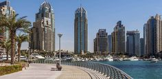 Dubai Marina short guide: which places are worth your visit?