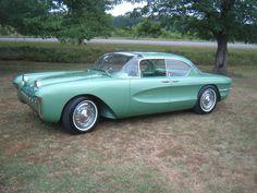 1955 Chevrolet Biscayne - Motorama Dream Car Concept 07
